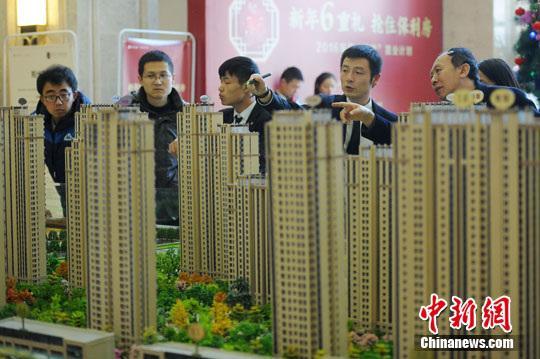 北京房地产民间投资热络去年二手房成交量增逾九成