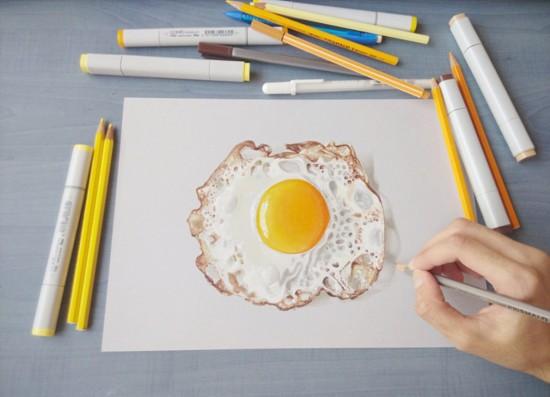 3d立体画制作公司 3d立体画教程 教你画纸上3d立体画图片
