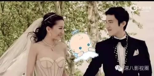 她才是香港嫁得最好的女星 老公帅哭零绯闻婚礼壕过徐子淇图片