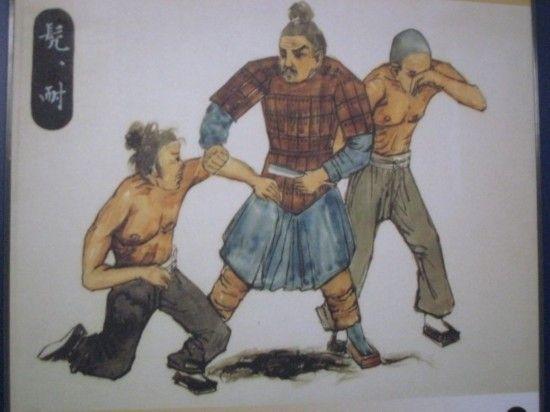 揭秘中国古代牢房的女囚 常被牢头玩弄奸淫图片