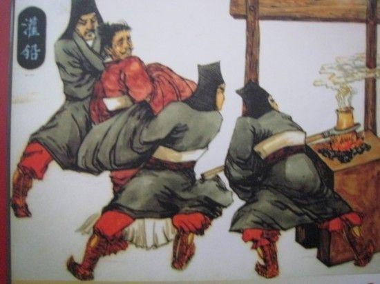 干哥哥的奸淫岁月_揭秘中国古代牢房的女囚:常被牢头玩弄奸淫(组图)