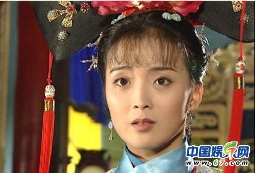 古装美人斗艳 刘诗诗美艳如樱花范冰冰娇媚如睡莲