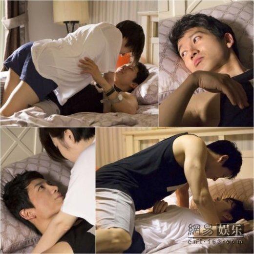 韩剧频现激情戏救收视 半裸床戏热吻虐心超