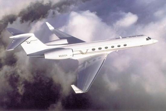 拳王梅威瑟晒私人飞机奢侈豪华