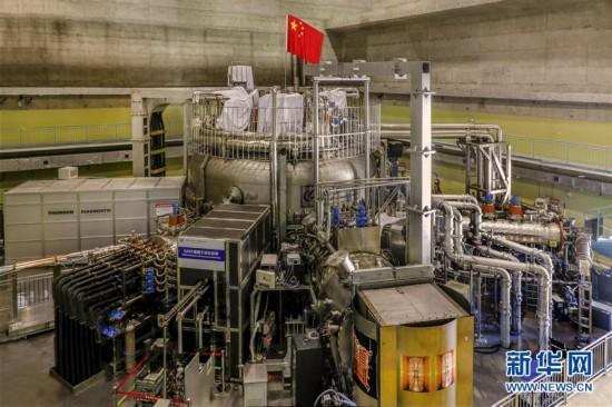 """(图文互动)(1)中国新一代""""人造太阳""""实验装置获重大突破"""