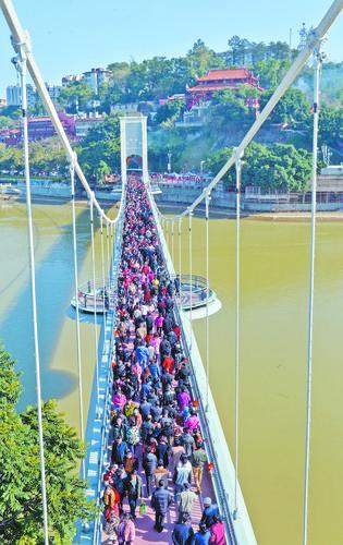 """福州""""爱情岛论坛""""19年后春节重新开放"""