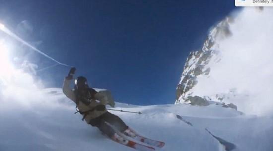 瑞士滑雪表情用线牵手机360度旋转图片滑雪体怎样删除微信动态高手视频自拍吗图片