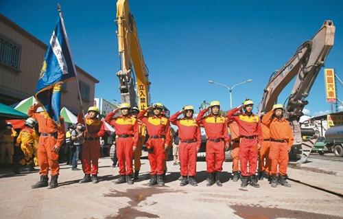 台湾地震180小时救援结束灾后理赔及究责将展开