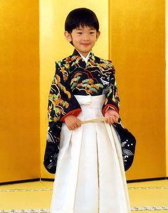 日本小皇子就读小学受欢迎 有女孩表示要做皇妃