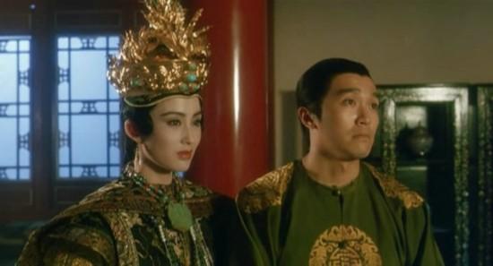 """盘点金庸剧中那些绝色侠女 """"阿紫""""与赌王对骂"""