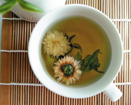 一杯养生茶带你远离节后综合征