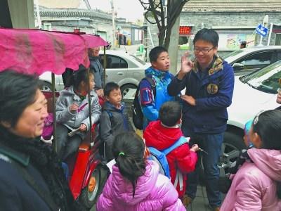 90后男孩坐遍公交重识北京通过站名挖掘历史文化