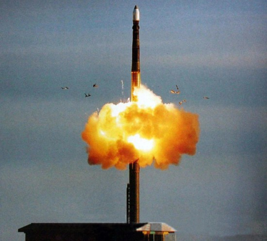 揭秘邪恶的白杨M洲际核导弹