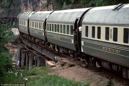 盘点全球8条顶尖奢华的铁路旅行线路