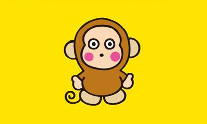 猴年最受欢迎卡通角色 好奇小猴乔治排第一