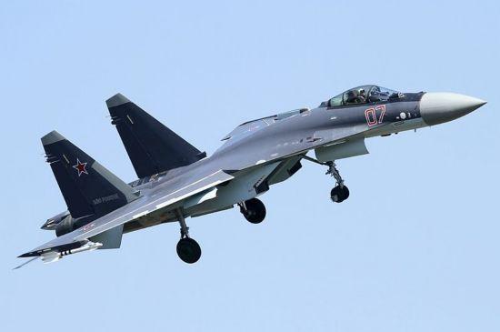 围观!中国要购买的苏-35战机长啥样?