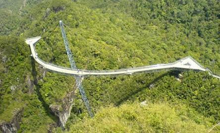 揭秘世界上最凶险最致命的10大桥梁 你敢挑战吗