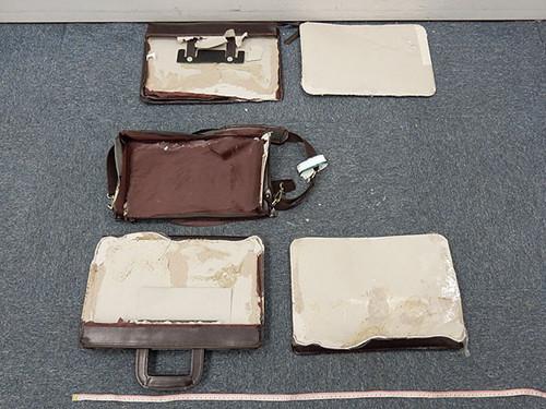 香港海关检获价值约194万港元可卡因拘捕一女子