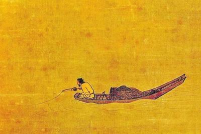 竹子鱼竿制作方法图解