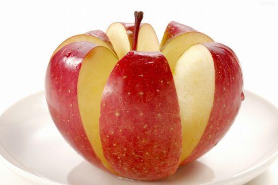 预防癌症远离三高 吃苹果七大绝妙好处