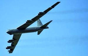 美公布新型轰炸机外形 将替代超期服役的B-52