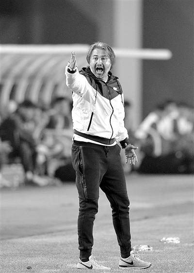 梦想 成长 访石家庄永昌足球俱乐部主教练亚森图片