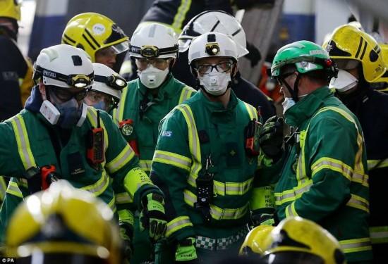 欧洲最大的灾难演习:2000余人参与