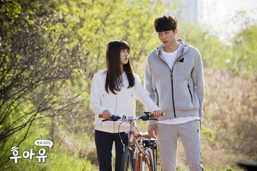 如今更是一跃升至韩剧《学校2015》的男主角