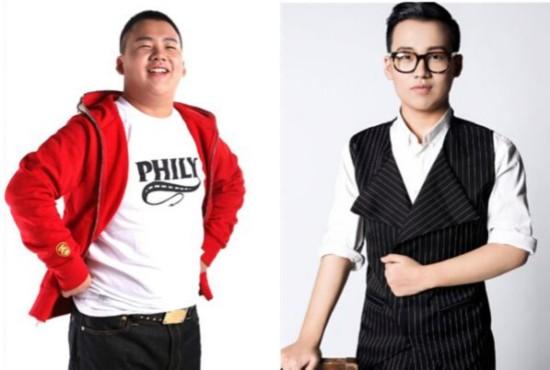 网友纷纷表示郭麒麟减肥太成功,判若两人!图片