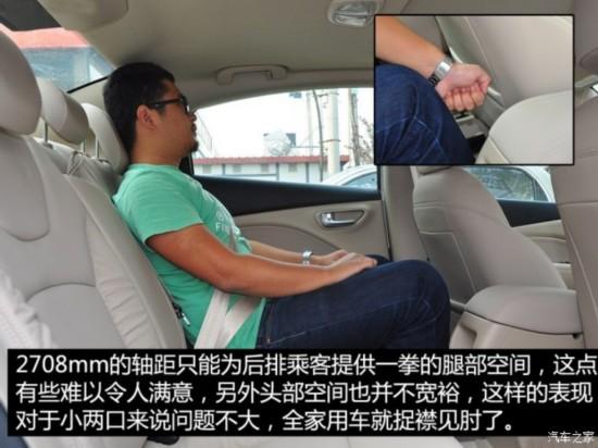 广汽菲克菲亚特 菲翔 2015款 1.4T 手动劲享版