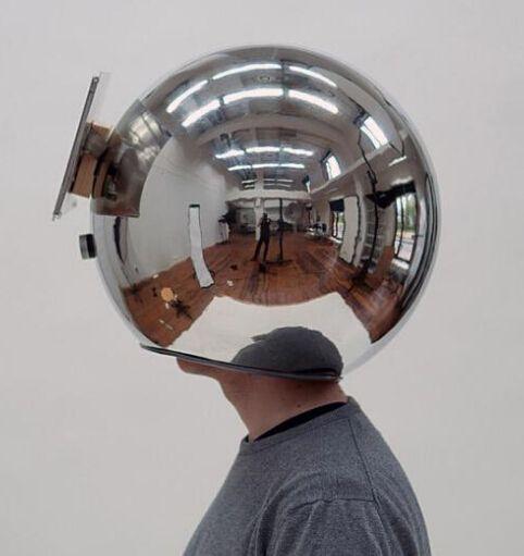 德国艺术家发明减速头盔:可将周边景象放慢