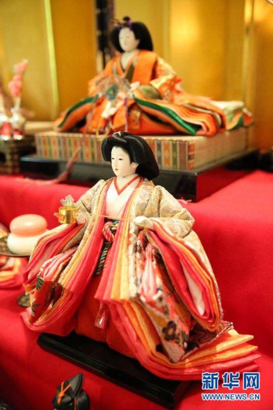 【涨姿势】日本有个女儿节