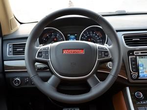长城汽车 哈弗H8 2015款 2.0T 四驱豪华型