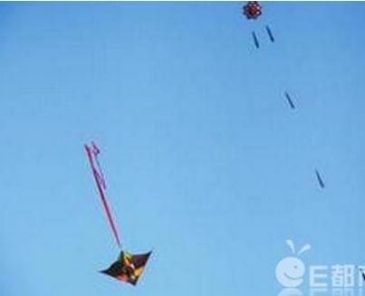 风筝实验图步骤画法