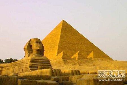 金字塔基正好坐落在地球各大陆引力的中心.