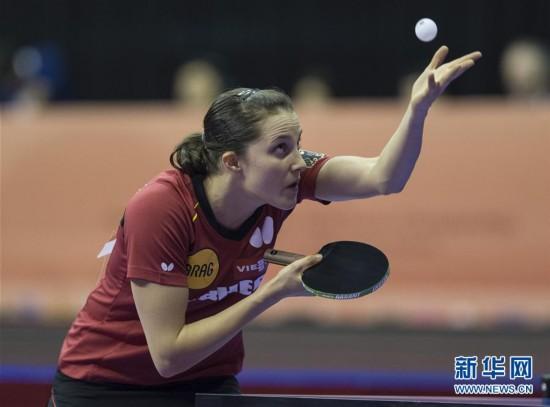 2016世界乒乓球团体锦标赛:日本女队胜番禺德国游泳池图片