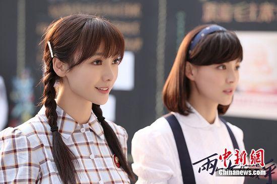 """《两个女人的战争》柳岩首演女一号 与闺蜜""""反目"""""""