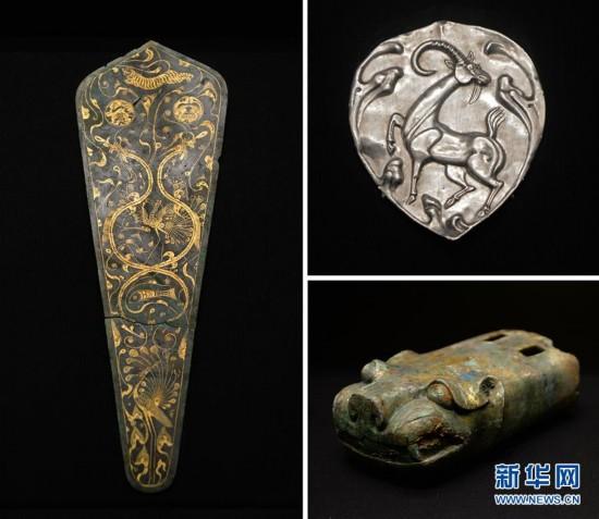 (文化)(5)南昌西汉海昏侯墓墓主人身份公布 为西汉第一代海昏侯刘贺