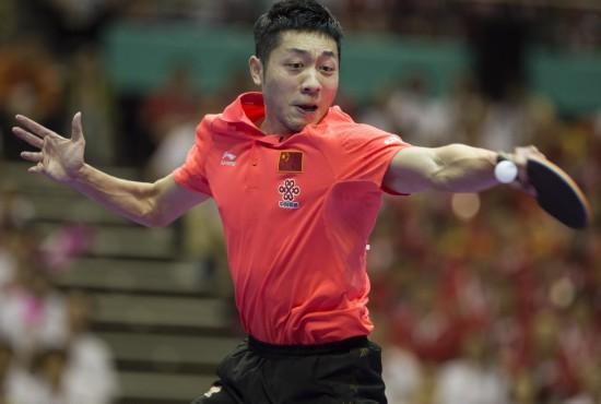 乒乓球世锦赛团体赛:中国男队实现八连冠