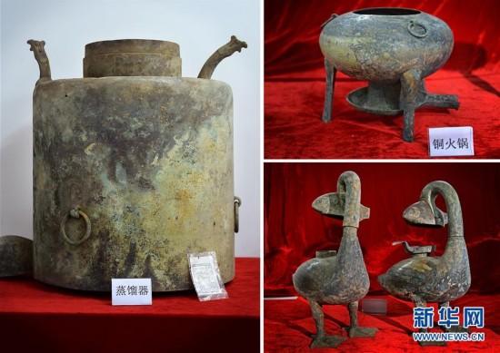 (文化)(6)南昌西汉海昏侯墓墓主人身份公布 为西汉第一代海昏侯刘贺