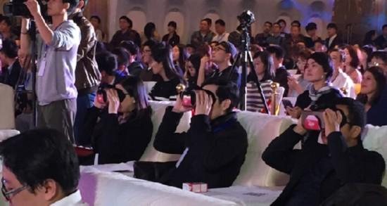 芒果TV《2016超级女声》打造国内首场VR直播