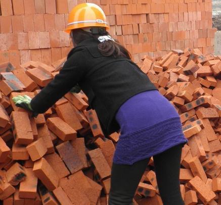 搬砖机械手结构