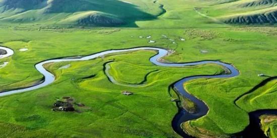 内蒙古旅游最犯得着去的16内中,太美了