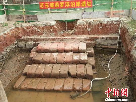 广东惠州出土3处古码头遗址确证为苏东坡游罗浮泊岸处
