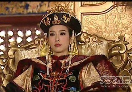 清朝皇后之最:她竟然只当了半天皇后图片