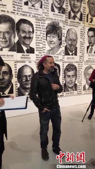 西班牙跨界艺术家卡诺作品展亮相中央美院美术馆