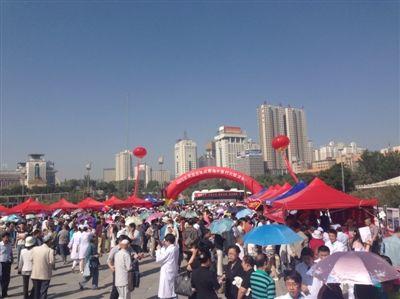 青海:各族群众享受更多健康红利