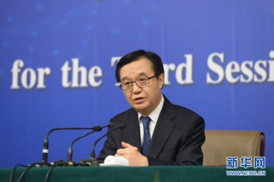 """商务部部长高虎城:促进消费回流有""""四招"""""""
