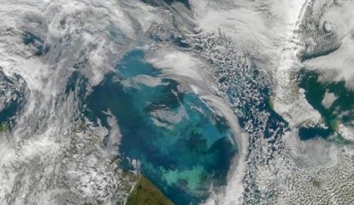 百慕大三角之谜或解开甲烷爆炸形成海底巨坑作怪?