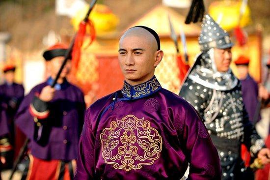 雍正皇帝_雍正是怎么当上皇帝的